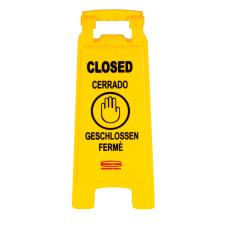 Rubbermaid Commercial Closed Multi Lingual Floor