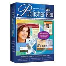 Art Explosion Publisher Pro 30 Disc
