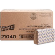 Genuine Joe Multi Fold 1 Ply