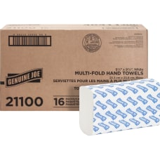 Genuine Joe Multi Fold 1 Ply