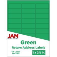 JAM Paper Mailing Address Labels 302725772