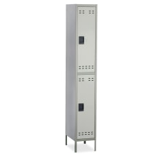 Safco Double Tier Two Tone Locker