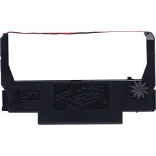 Epson ERC 38BR BlackRed Fabric Ribbon