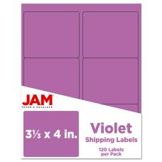 JAM Paper Mailing Address Labels 3