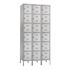 Safco Six Tier Two Tone 3