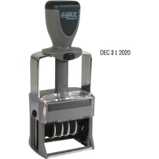 Xstamper 10 Year Self Inking Line