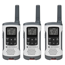 Motorola TalkAbout T260 Two Way Radios