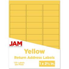 JAM Paper Mailing Address Labels 302725801