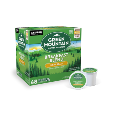Green Mountain Coffee Breakfast Blend Coffee