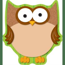Carson Dellosa Notepad 50 Sheets Owl