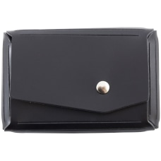 JAM Paper Leather Business Card Case