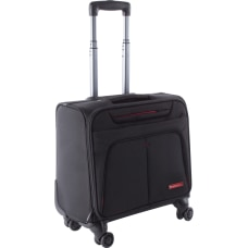 Swiss Mobility Telescoping Roller Case For