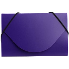 JAM Paper Plastic Business Card Case