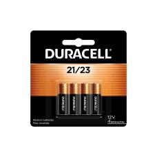Duracell Alkaline 12 Volt 2123 Batteries