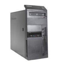 Lenovo ThinkCentre M81 Refurbished Desktop PC