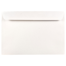 JAM Paper Booklet Envelopes With Gummed