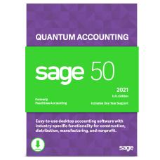 Sage 50 Quantum Accounting 2021 US