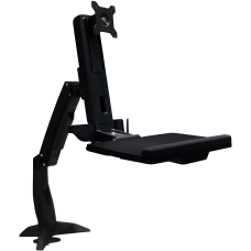 Amer AMR1ACWS Desk Mount for Keyboard
