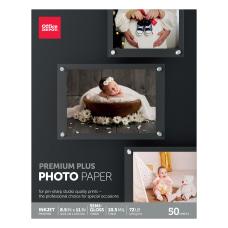 Office Depot Professional Photo Paper Semi