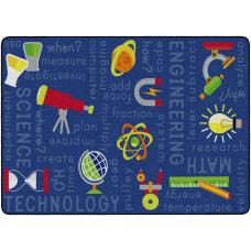 Flagship Carpets STEM Rug 6H x