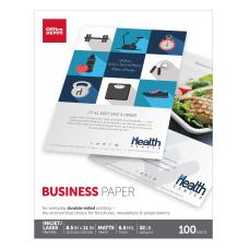 Office Depot Brand Business Paper Matte