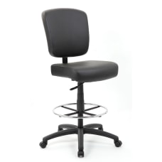 Boss Office Products Oversized Armless Drafting