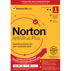 Norton AntiVirus Plus 1 Device 1