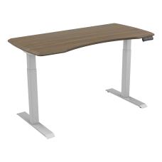 Loctek 55 W Height Adjustable Desk