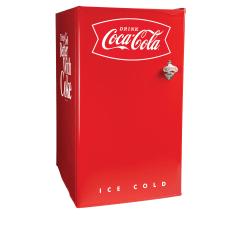 Coca Cola 32 Cu Ft Refrigerator
