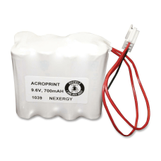 Acroprint Time Recorder Device Battery For