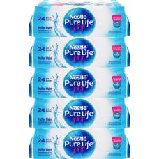 Pure Life 8 oz Purified Bottled