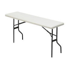 Iceberg Resin Folding Table 60 W