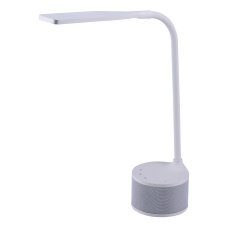 Bostitch LED Desk Lamp With Bluetooth