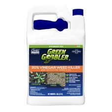 Green Gobbler 20percent Vinegar Weed Killer