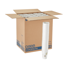 Dixie Paper Hot Cups 12 Oz
