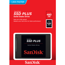 SanDisk SSD PLUS 480GB Internal Solid