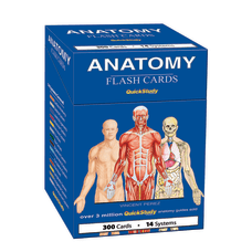 QuickStudy Flash Cards 4 x 3