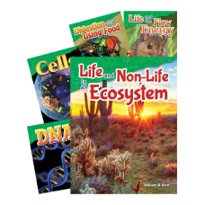 Teacher Created Materials Life Science 5