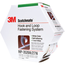 3M Scotchmate Fasteners Combo Pack 1