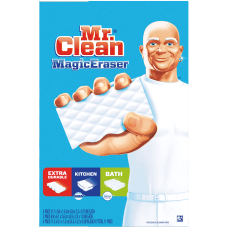 Mr Clean Magic Eraser Household Cleaning
