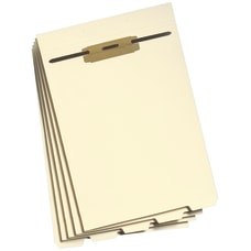 Smead End Tab Folder Dividers With
