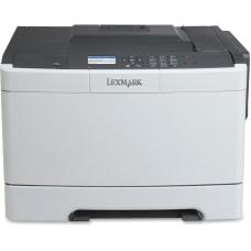 Lexmark CS410N Laser Color Printer