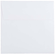 JAM Paper Square Invitation Envelopes 5