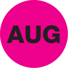 Tape Logic Pink AUG Months of