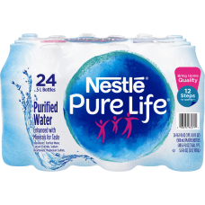 Nestl Pure Life Purified Water 1691