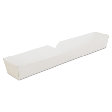 SCT Hot Dog Trays White Pack