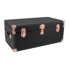 Seward Luxe Trunk With Handles And