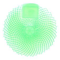 Eclipse Urinal Screens Cucumber Melon Green