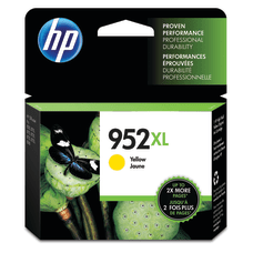 HP 952XL High Yield Yellow Ink