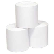 Single Ply Thermal Paper Rolls 3